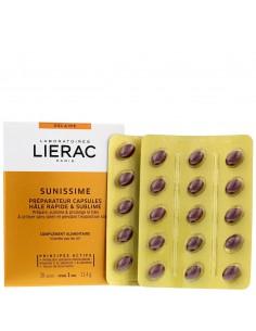 LIERAC SUNISSIME 30 CAPSULAS SOLAR