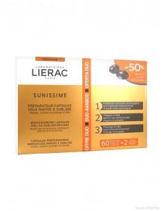 LIERAC SUNISSIME DUPLO 30X2 CAPSULAS SOLAR
