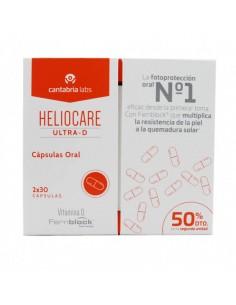 HELIOCARE ULTRA-D CAPSULAS FOTOPROTECCIÓN ORAL DUPLO 2X30
