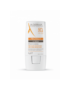 A-DERMA PROTECT X-TREM STICK INVISIBLE SPF 50+ M 8 G