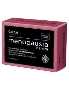 GOAH CLINIC MENOPAUSIA 60 CAPS