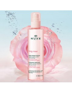NUXE VERY ROSE BRUMA TONIFICANTE REFRESCANTE 200 ML