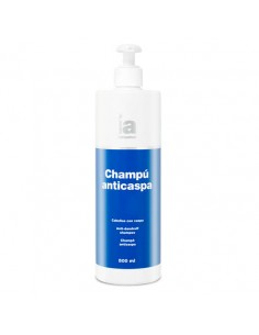 INTERAPOTHEK CHAMPU ANTICASPA 500ML