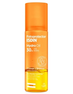 ISDIN HYDRO OIL SPF 30 200 ML