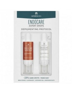 ENDOCARE EXPERT DROPS DEPIGMENTING PROTOCOL 2 X 10ML