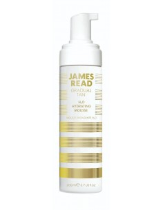JAMES READ MOUSSE AUTOBRONCEADORA H2O HYDRATING MOUSSE 200ML