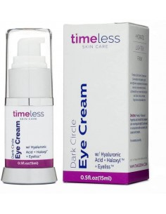 TIMELESS SKIN CARE DARK CIRCLE EYE CREAM 15ML