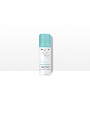 VICHY DESODORANTE ANTITRANSPIRABLE 48H SPRAY 125ML