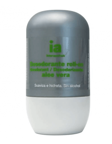 INTERAPOTHEK DESODORANTE ALOE VERA ROLL-ON 75ML