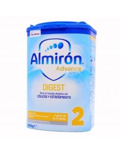 ALMIRON ADVANCE+ DIGEST 2 POLVO 800 G