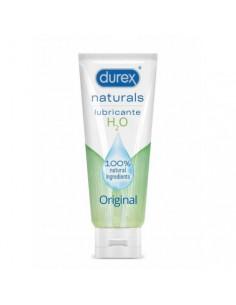 DUREX NATURALS H2O GEL LUBRICANTE 100 ML
