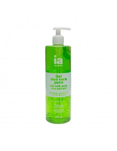 INTERAPOTHEK GEL HIDRATANTE PURO ALOE VERA 500 ML