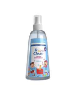 KIDS CLEAN SPRAY HIDROACOHOLICO 250 ML