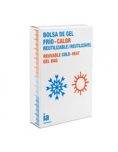 INTERAPOTHEK BOLSA DE GEL TERAPIA FRIO / CALOR 1 U REUTILIZABLE