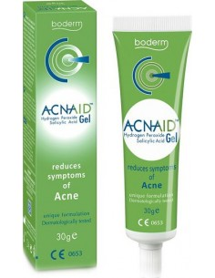 ACNAID GEL BODERM REDUCCION ACNE 30GR