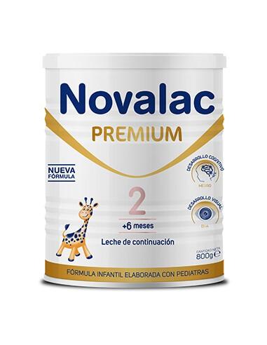 NOVALAC PREMIUM 2 LECHE DE CONTINUACION 1200 G