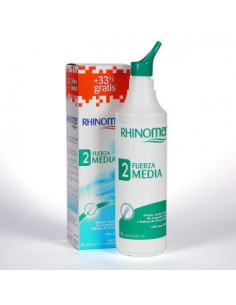 RHINOMER FUERZA 2 MEDIA TAMAÑO XL 180ML