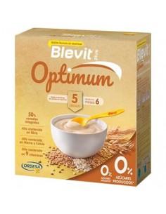 BLEVIT PLUS OPTIMUM 5 CEREALES +6 MESES 400GR