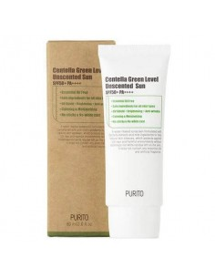 PURITO CENTELLA GREEN LEVEL UNSCENTED SUN SPF50+ 60 ML