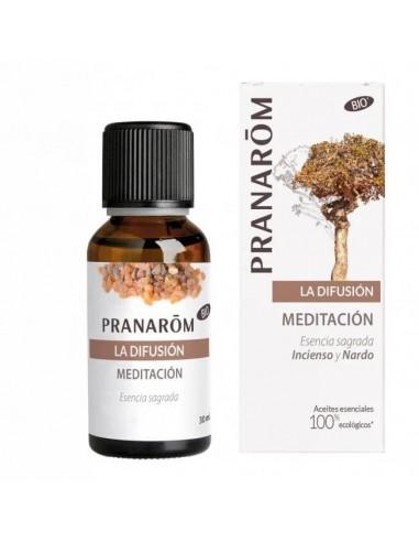 PRANAROM LA DIFUSION MEDITACION 30ML