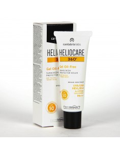 HELIOCARE 360 GEL OIL FREE SPF50+ 50ML