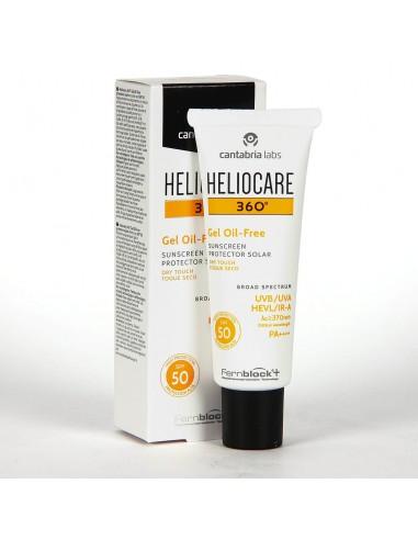 HELIOCARE 360 GEL OIL FREE SPF50+ 50ML