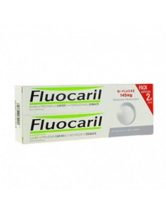 FLUOCARIL BI-FLUORÉ 145 MG BLANQUEANTE 75 ML PACK DOBLE