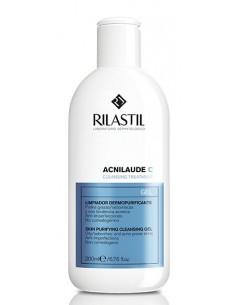 RILASTIL ACNILAUDE C CLEANSING TREATMENT GEL LIMPIADOR 200ML