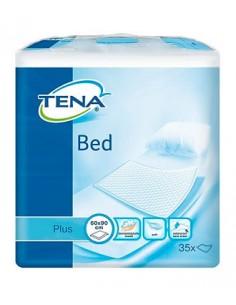 TENA BED PLUS EMPAPADOR 60X90 35 UNIDADES