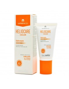 HELIOCARE COLOR GELCREAM BROWN SPF50