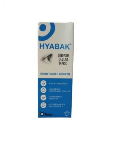 HYABAK SOLUCION 10ML