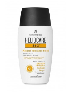 HELIOCARE 360 MINERAL TOLERANCE FLUID SPF50+ 50ML