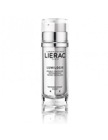 LIERAC LUMILOGIE DOBLE CONCENTRADO DIA Y NOCHE 30ML