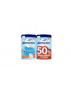 ALMIRON ADVANCE PRONUTRA PACK AHORRO 50% 2 X 800 GRS