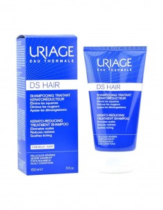 URIAGE DS HAIR CHAMPU TRATAMIENTO KERATOREDUCTOR 150 ML