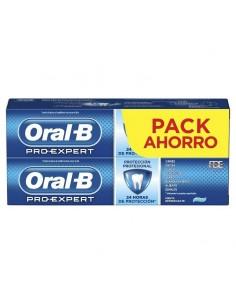 PASTA ORAL B PRO EXPERT PROTECCION ENCIAS 2X100ML