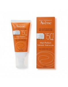 AVENE MAT PERFECT FLUIDO CON COLOR SPF50+ 50 ML