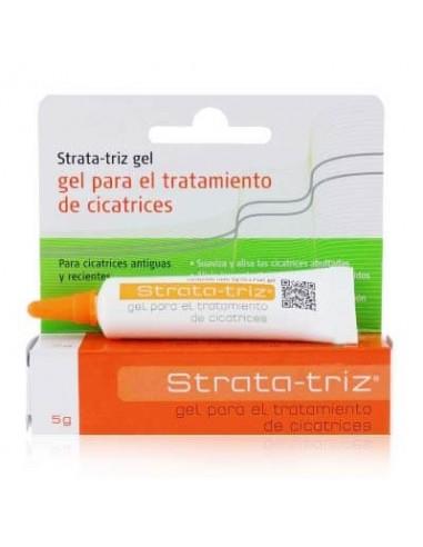 STRATA-TRIZ GEL TRATAMIENTO CICATRICES 5 GRS