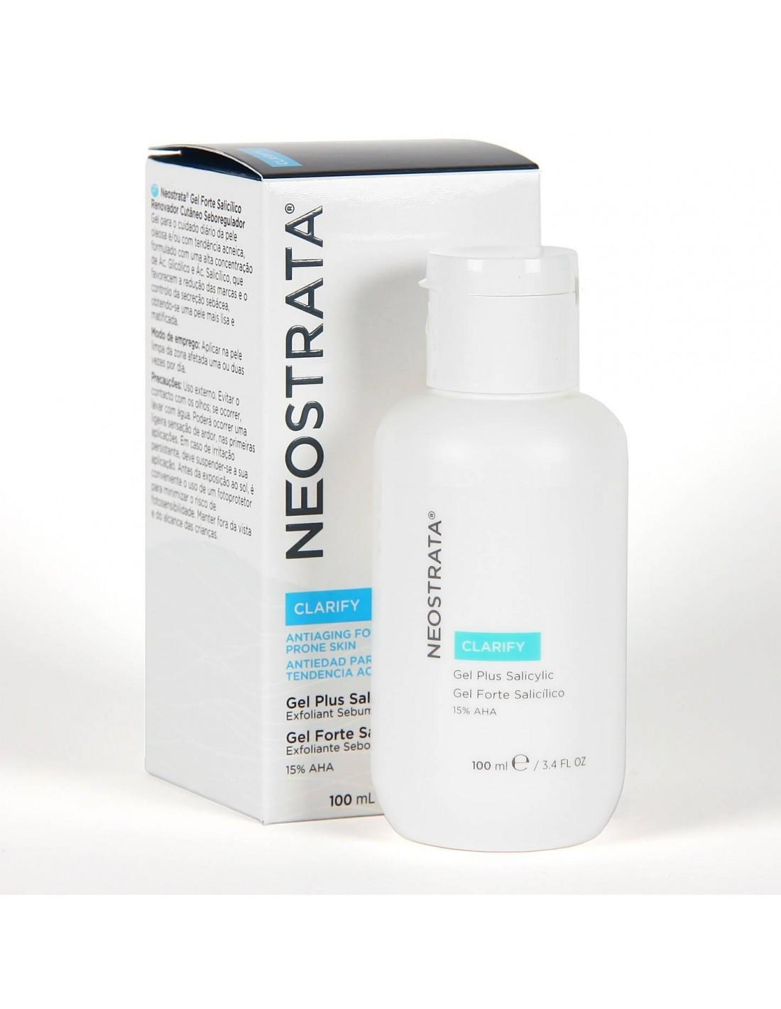 Neostrata Clarify Gel Forte Salicilico 100ml Online