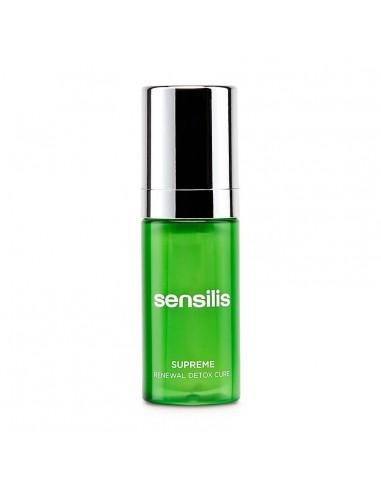 SENSILIS SUPREME RENEWAL DETOX NIGHT CURE 30 ML