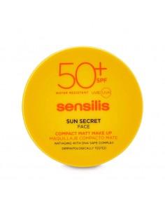 SENSILIS SUN SECRET MAQUILLAJE COMPACTO 50+ BRONZE