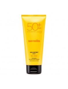 SENSILIS SUN SECRET PROTECTOR SOLAR SPF 50+ GEL CREMA CORPORAL 200 ML
