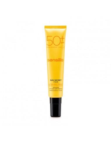SENSILIS SUN SECRET PROTECTOR SOLAR SPF 50+ CREMA FACIAL 40 ML