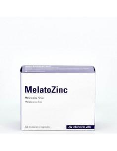 MELATOZINC 120 CAPSULAS
