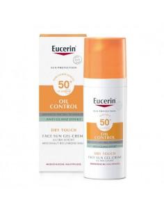 EUCERIN SUN PROTECTION SPF50+ OIL CONTROL SUN GEL-CREAM ULTRA LIGHT 50 ML