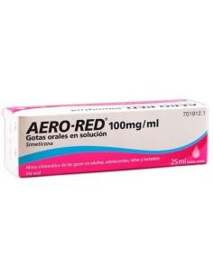 AERO RED 100 MG/ML GOTAS ORALES EN SOLUCION 25ML