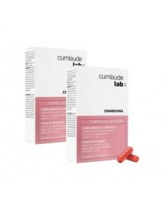 CUMLAUDE LAB CRANBIOMA PACK DOBLE 2 X 30 CAPSULAS