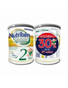 NUTRIBEN LECHE INNOVA 2 PACK 2X800GR