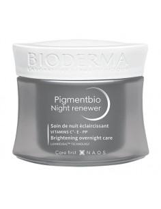 BIODERMA PIGMENTBIO NIGHT RENEWER ANTIMANCHAS 50ML