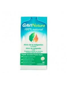 GAVINATURA ALIVIO INDIGESTION 14 COMPRIMIDOS